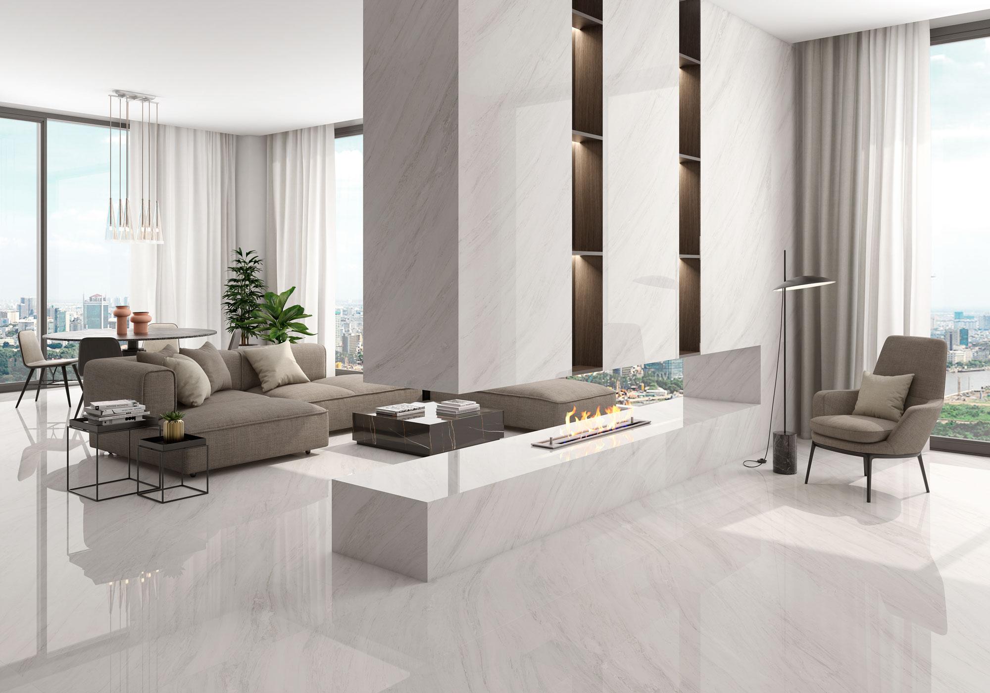 Palisandro White Salon
