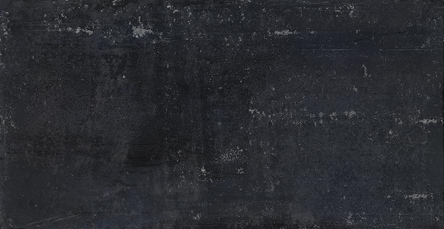 ASH BLACK RECT. AG (75x150)