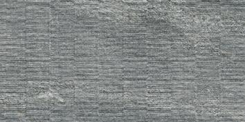 GEO GREY MATT DECOR RECT. (75x150)