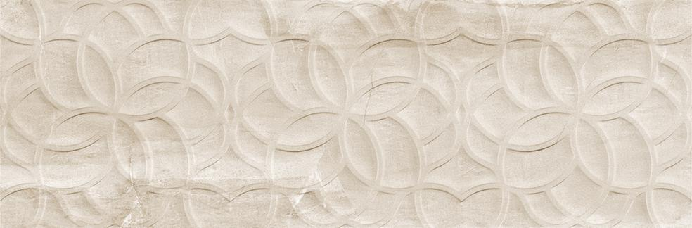 CALEDONIA BEIGE MATT DECOR RECT. (40x120)
