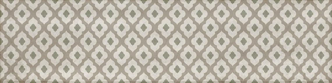 POEMA BEIGE DECOR SHINY (7,5x30)