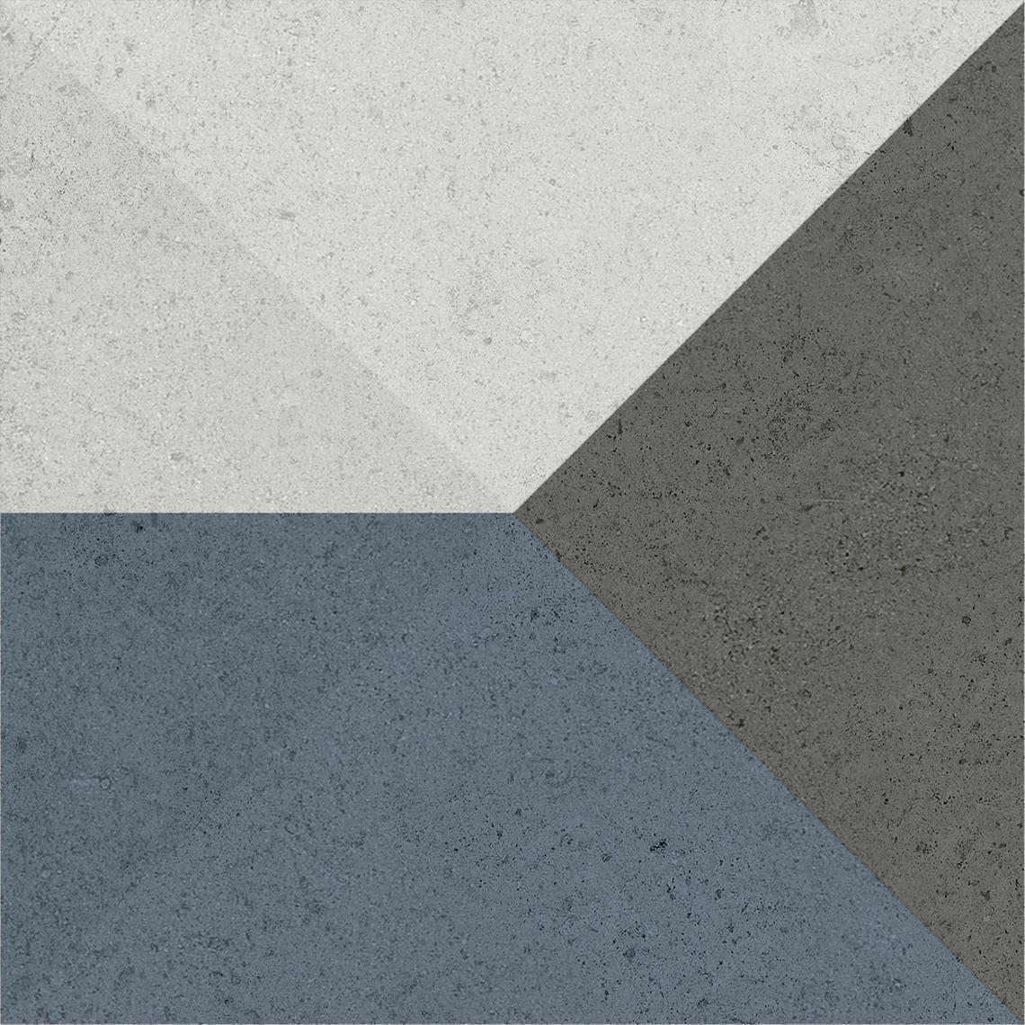 NAPOLI CHIC BLUE (20x20)