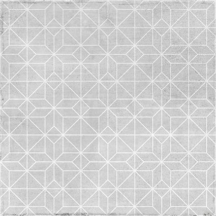 TRAZOS WHITE (20x20)