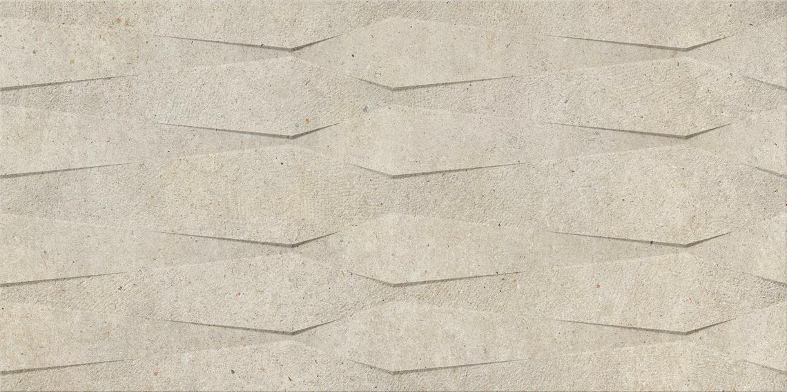 HERMES SAND MATT DECOR RECT. (45x90)