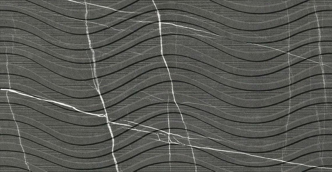 KAIROS GRAPHITE DECOR MATT RECT. (59,5x119,2)