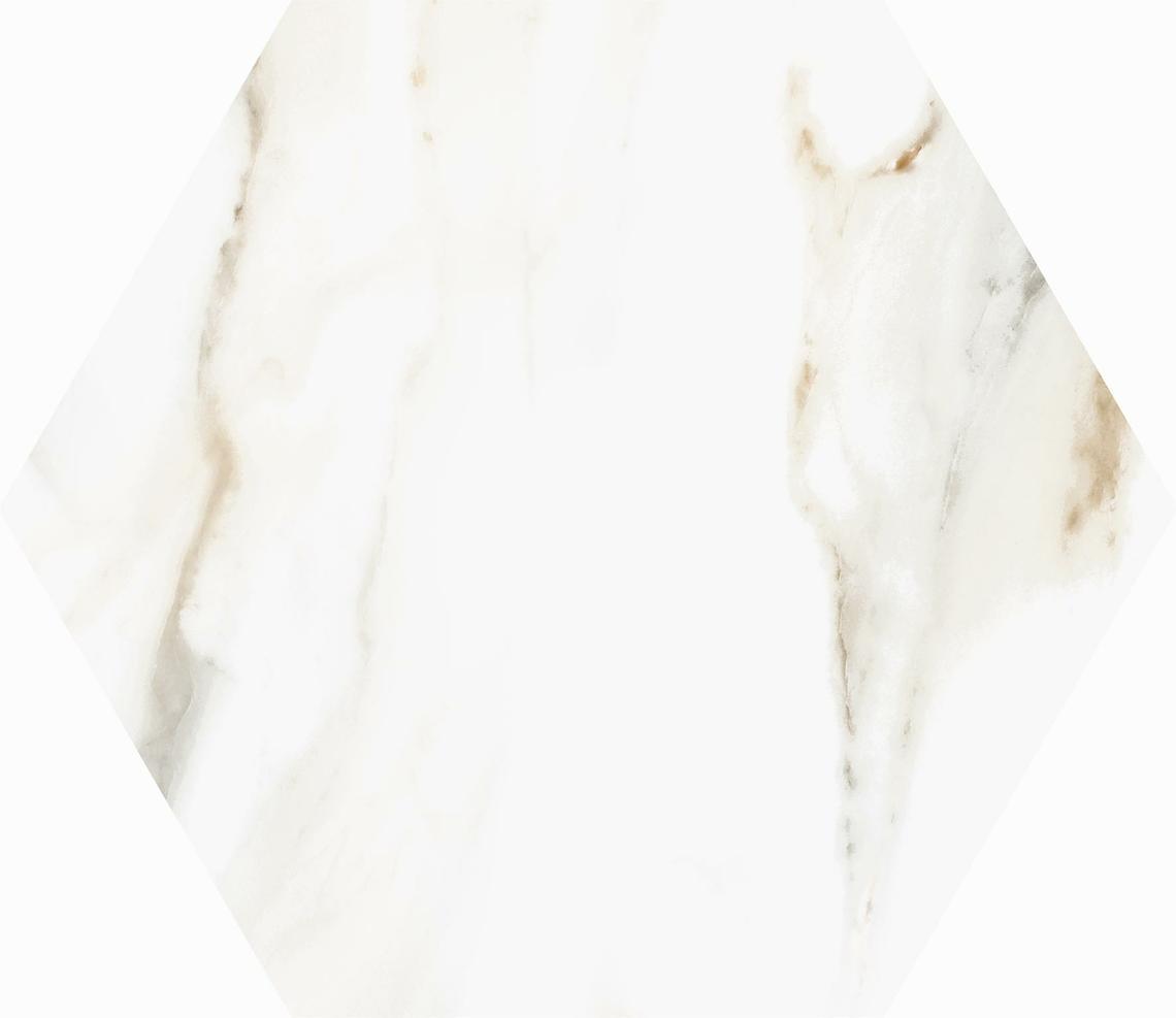 HEXA ATLANTIS GOLD MATT (23x27)