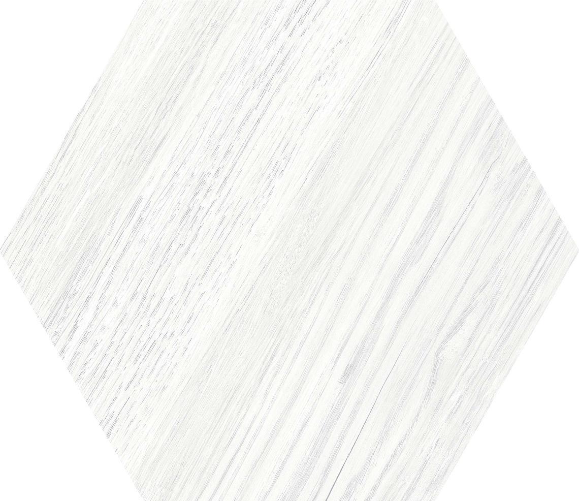 HEXA IRATI WHITE MATT (23x27)