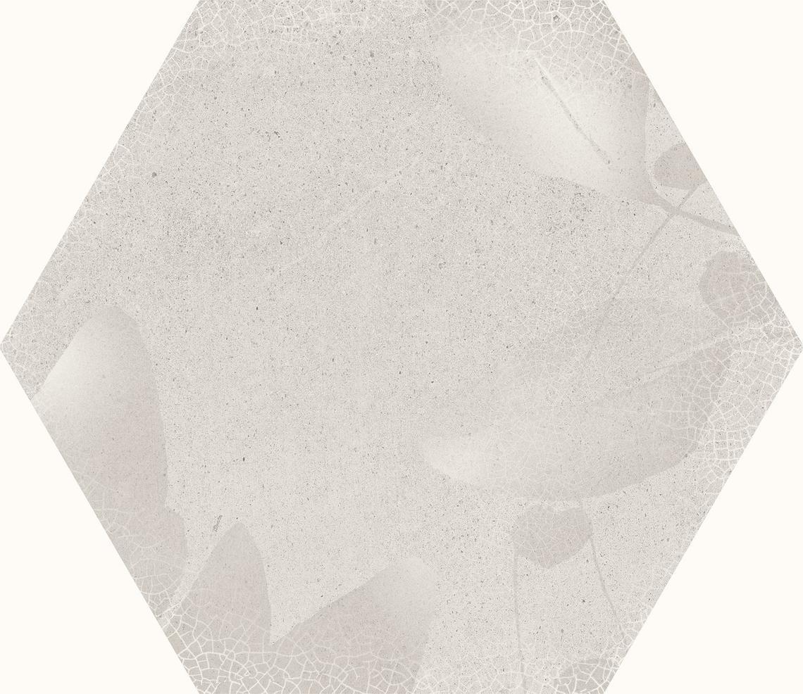 BLOSSOM GREY MATT (23x27)