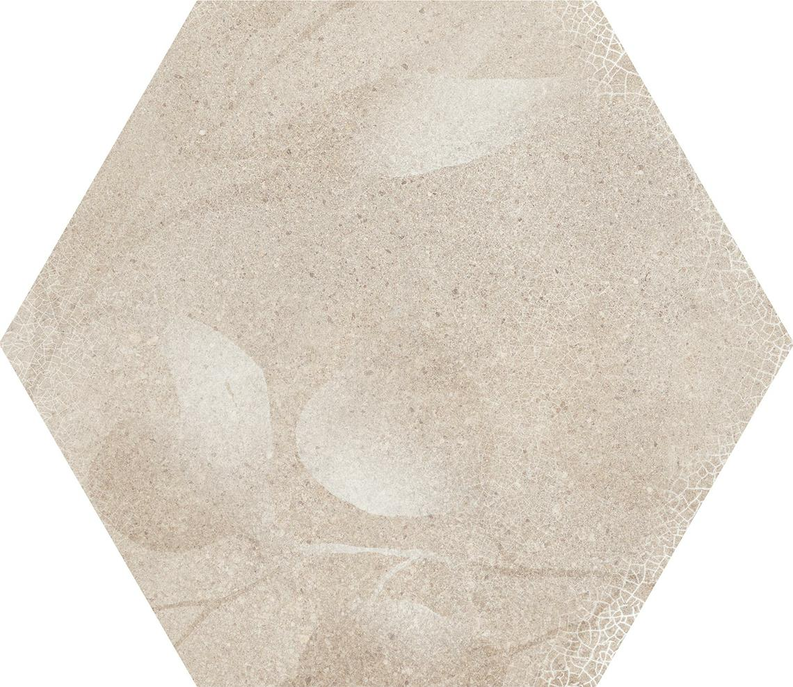 BLOSSOM BEIGE MATT (23x27)