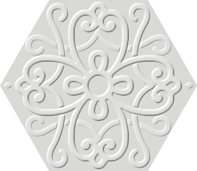 FLORA WHITE (23x27)
